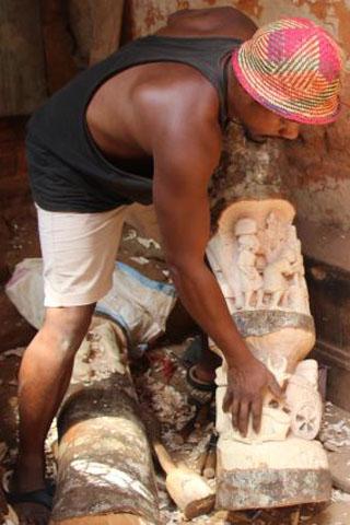 Les marchés et l'artisanat malgache
