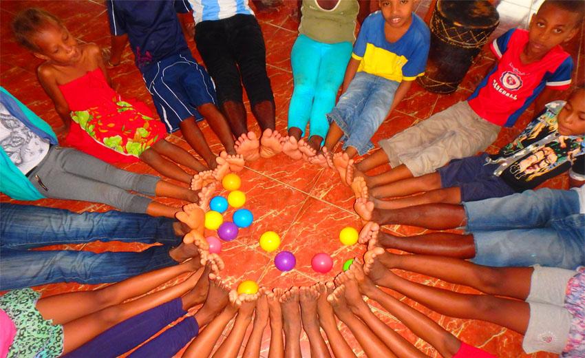 Solidarité et associations à Madagascar.