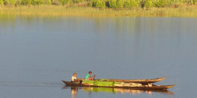 La vie sur les côtes de Madagacar