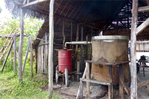Les huiles essentielles et les spa, trésors de bien être à Madagascar.