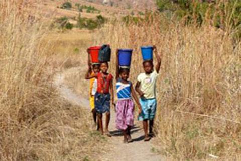 Randonnées et trek â Madagascar.