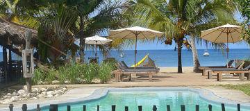 Vos hôtels  sur l'île de Nosy be