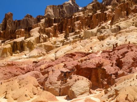 La côte Nord Ouest de Madagascar.