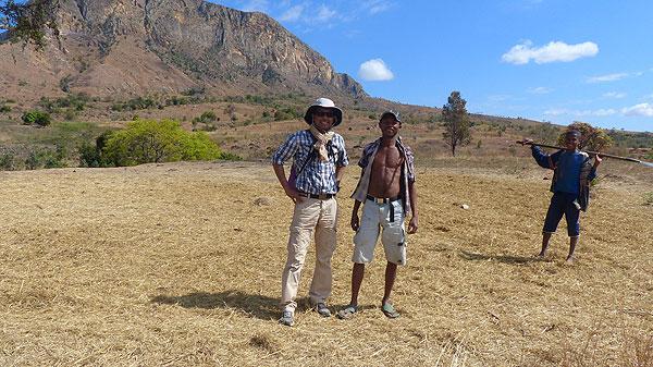 L'équipe de Madagascar Autrement.